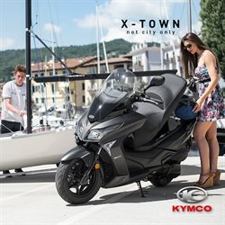 Catalogo Kymco a Vercelli ( Più di un mese )