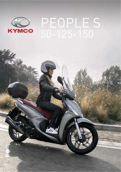 Offerte di Kymco nella volantino di Kymco ( Più di un mese)