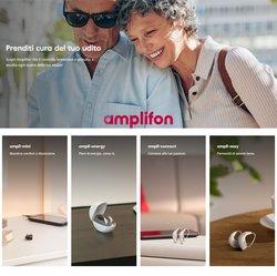 Offerte di Salute e Ottica nella volantino di Amplifon ( Più di un mese)