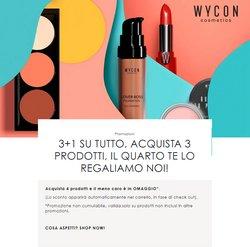 Offerte di Profumeria e Bellezza nella volantino di Wycon ( Pubblicato oggi)