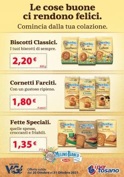 Offerte di Iper Supermercati nella volantino di Iper Tosano ( Scade oggi)