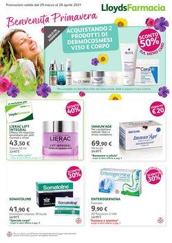 Offerte Salute e Ottica nella volantino di Farmacia Comunale a Milazzo ( Per altri 15 giorni )