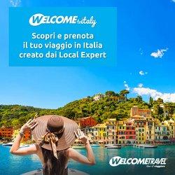 Offerte di Viaggi nella volantino di Welcome travel ( Per altri 4 giorni)