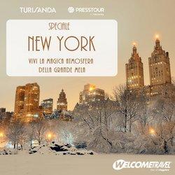 Offerte di Welcome travel nella volantino di Welcome travel ( Per altri 18 giorni)