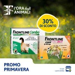 Offerte Animali nella volantino di L'ora degli animali a Milano ( 3  gg pubblicati )