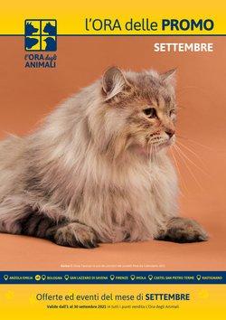 Offerte di Animali nella volantino di L'ora degli animali ( Per altri 11 giorni)
