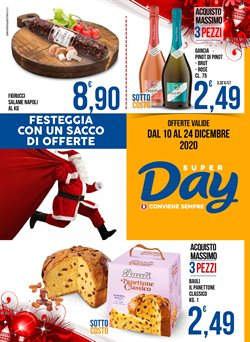 Catalogo SuperDay a Parma ( Scaduto )