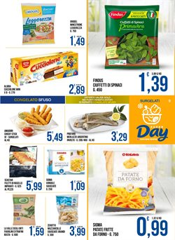Offerte di Findus a SuperDay