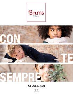 Catalogo Brums ( Più di un mese)