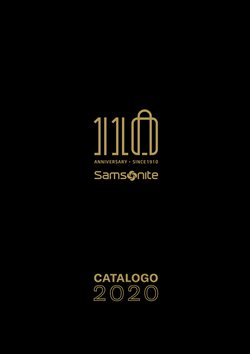 Catalogo Samsonite a Barletta ( Più di un mese )