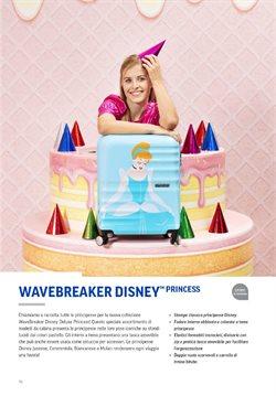 Offerte di Principesse Disney a Samsonite