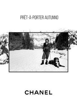Offerte di Grandi Firme nella volantino di Chanel ( Più di un mese)