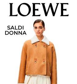 Offerte di Grandi Firme nella volantino di Loewe ( Per altri 5 giorni)