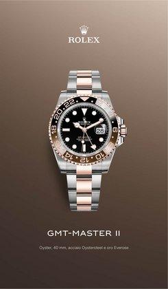 Offerte di Grandi Firme nella volantino di Rolex ( Pubblicato oggi)