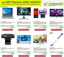 Offerte di Elettronica e Informatica nella volantino di Yeppon ( Pubblicato oggi )