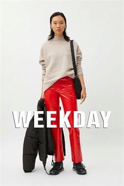Catalogo Weekday ( Per altri 25 giorni )