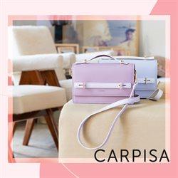 Offerte Abbigliamento, Scarpe e Accessori nella volantino di Carpisa a Brolo ( Più di un mese )