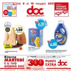Offerte di Doc Supermercati nella volantino di Doc Supermercati ( Scaduto)