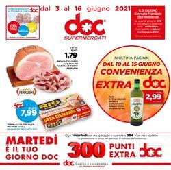 Offerte di Doc Supermercati nella volantino di Doc Supermercati ( Per altri 2 giorni)