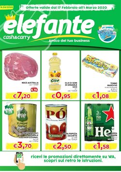Catalogo Elefante Cash & Carry ( Scade domani )
