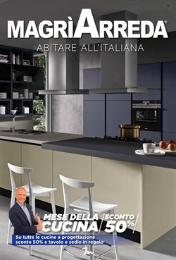 Magri Arreda a Matera | Cataloghi e offerte settimanali