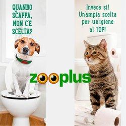 Offerte Animali nella volantino di Zooplus a Verona ( Pubblicato ieri )