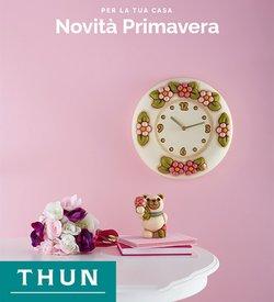 Offerte Tutto per la casa e Arredamento nella volantino di Thun a Barletta ( Scade domani )