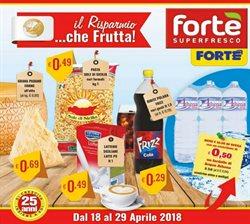 Offerte di Forte Hardiscount nella volantino di Palermo