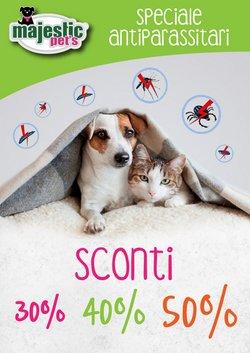 Offerte Animali nella volantino di Majestic Pet's a Tivoli ( Per altri 5 giorni )