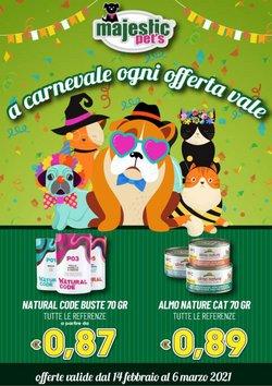 Offerte di Animali nella volantino di Majestic Pet's ( Scade oggi )