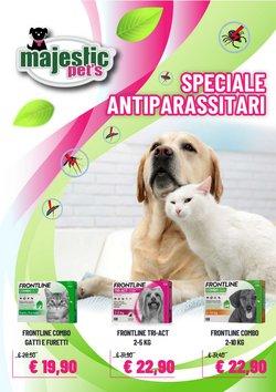 Offerte di Animali nella volantino di Majestic Pet's ( Per altri 25 giorni )