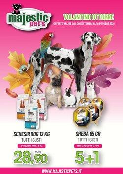 Offerte di Animali nella volantino di Majestic Pet's ( Per altri 11 giorni)
