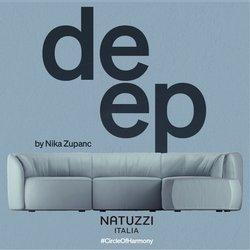 Offerte di Natuzzi nella volantino di Natuzzi ( Per altri 8 giorni)