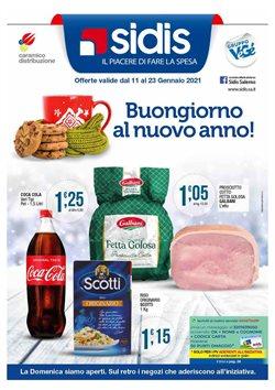 Offerte Iper Supermercati nella volantino di Maxi Sidis a Brolo ( Per altri 6 giorni )