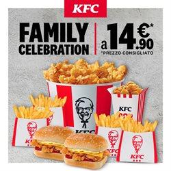 Offerte Ristoranti nella volantino di KFC a Nichelino ( Per altri 13 giorni )
