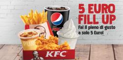 Offerte Caffetterie, ristoranti e pizzerie nella volantino di KFC a Roma