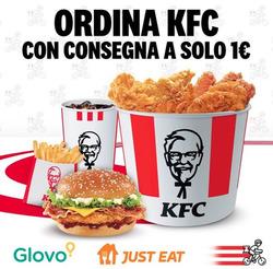 Coupon KFC a Catania ( Per altri 2 giorni )