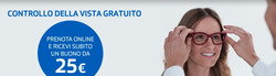 Offerte Ottica nella volantino di Grand Vision a Napoli