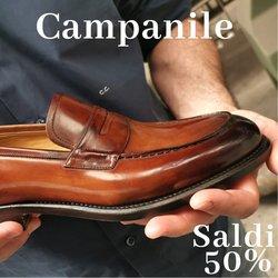 Offerte di Abbigliamento, Scarpe e Accessori nella volantino di Campanile ( Scade domani)