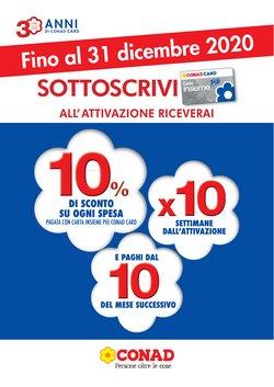 Offerte Animali nella volantino di Pet Store Conad a Rimini ( Pubblicato ieri )