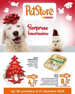 Offerte Animali nella volantino di Pet Store Conad a Reggio Emilia ( Per altri 25 giorni )