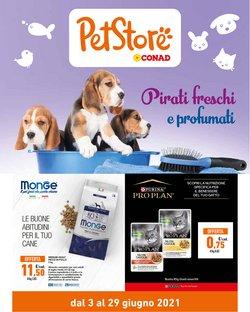 Offerte di Animali nella volantino di Pet Store Conad ( Per altri 5 giorni)