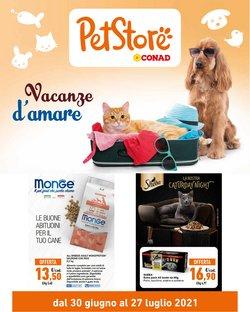 Offerte di Pet Store Conad nella volantino di Pet Store Conad ( Scade oggi)