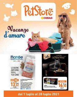 Offerte di Animali nella volantino di Pet Store Conad ( Per altri 2 giorni)