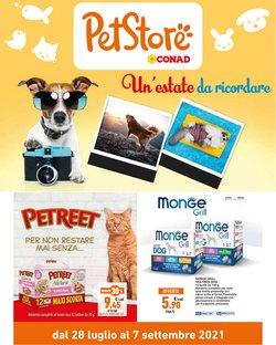 Offerte di Animali nella volantino di Pet Store Conad ( 2  gg pubblicati)