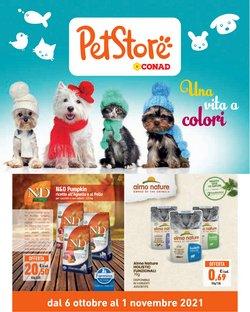 Offerte di Animali nella volantino di Pet Store Conad ( Per altri 4 giorni)