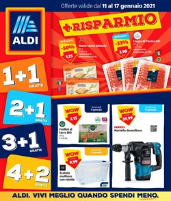 Catalogo ALDI a Novara ( Scade domani )