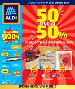 Offerte di Iper Supermercati nella volantino di ALDI ( Pubblicato ieri)
