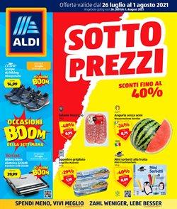 Offerte di Iper Supermercati nella volantino di ALDI ( Per altri 3 giorni)