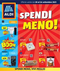 Offerte di Iper Supermercati nella volantino di ALDI ( Pubblicato oggi)